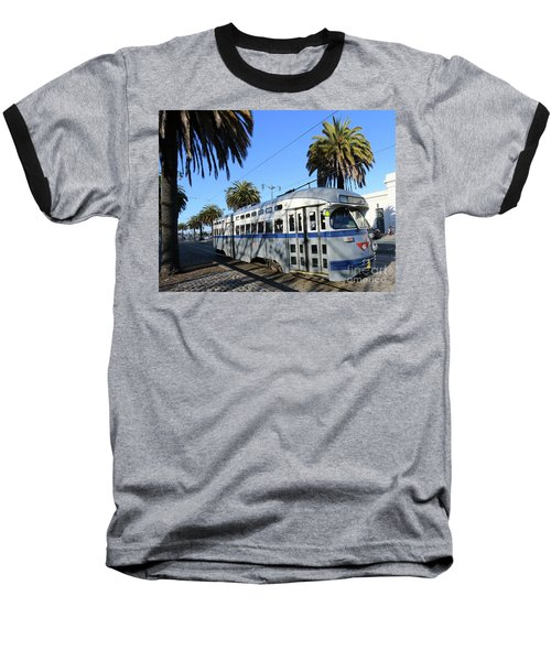 Trolley Number 1070 Baseball T-Shirt