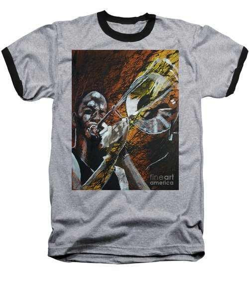 Trombone Shorty Baseball T-Shirt