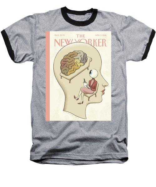 Trompe-l'oeil Baseball T-Shirt