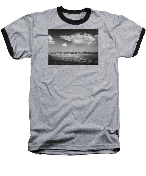 Trona Pinnacles Road  Baseball T-Shirt