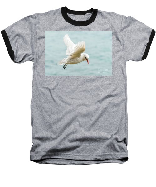 Tropic Bird 4 Baseball T-Shirt