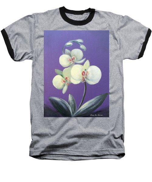 Tropical Elegance Baseball T-Shirt