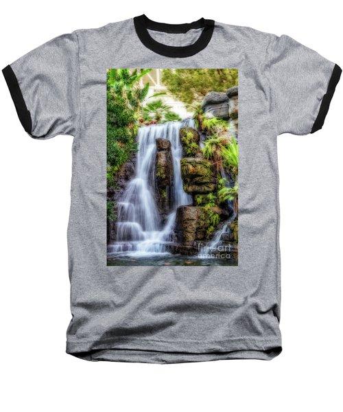 Tropical Falls Baseball T-Shirt