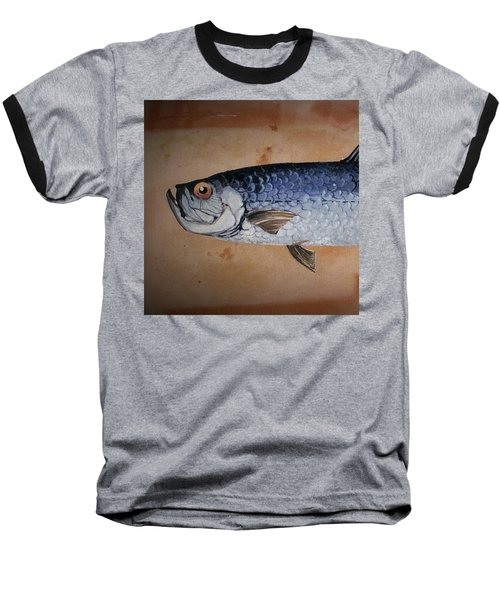 Tropical Fish Baseball T-Shirt