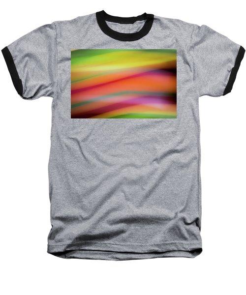Tropical Sherbet Baseball T-Shirt