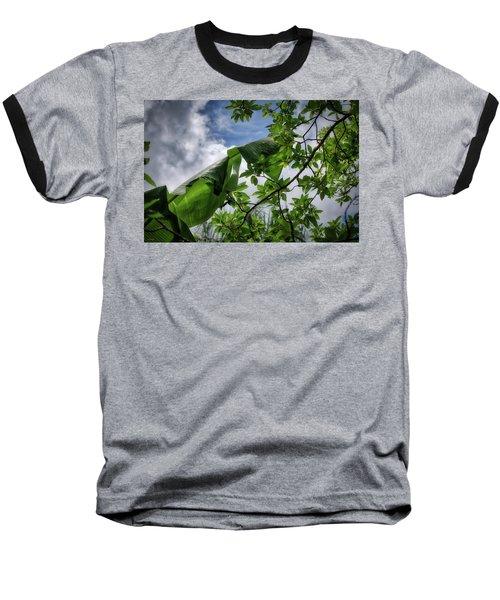Tropical Sky Baseball T-Shirt