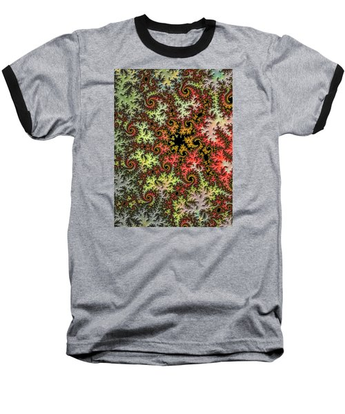 Baseball T-Shirt featuring the photograph Tropical Storm Embroidered by Ronda Broatch