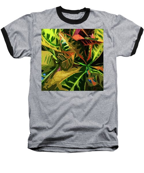Tropicale Baseball T-Shirt