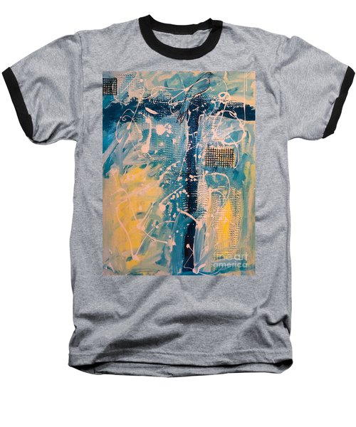 Tropicana Bird 03 Baseball T-Shirt by Gallery Messina