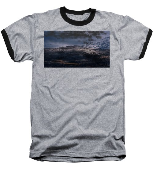 Troubled Waters Baseball T-Shirt
