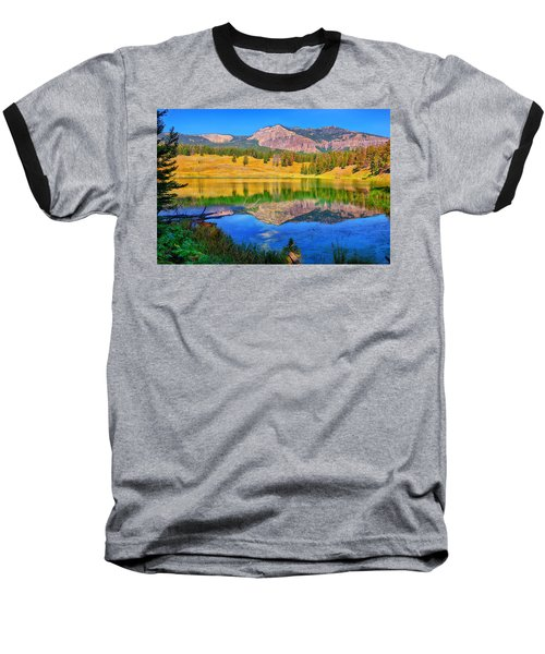 Trout Lake Baseball T-Shirt by Greg Norrell