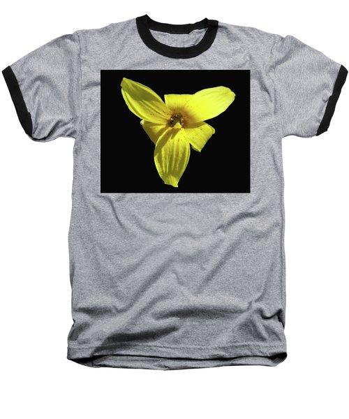 Trout Lily Baseball T-Shirt