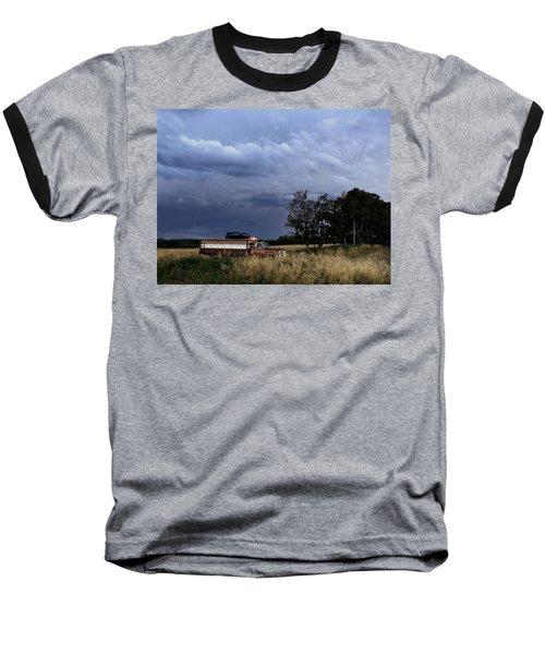 Truck Baseball T-Shirt