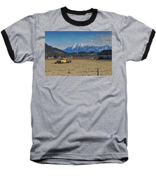 Truck In Harison Mills Baseball T-Shirt