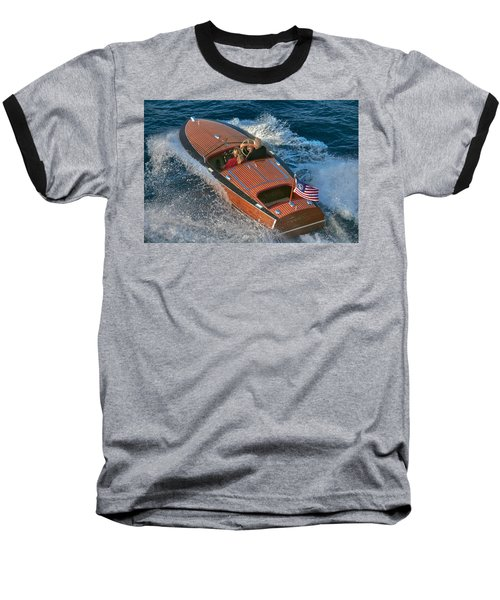 True Classic Baseball T-Shirt