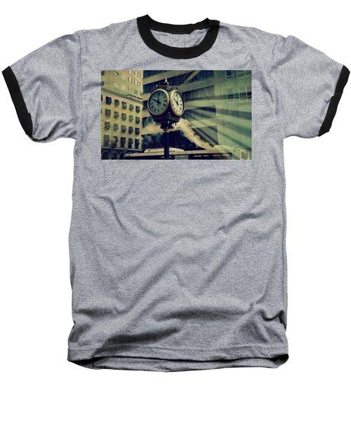 Trump Tower Baseball T-Shirt