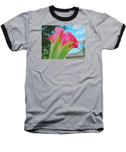 Trumpet Baseball T-Shirt