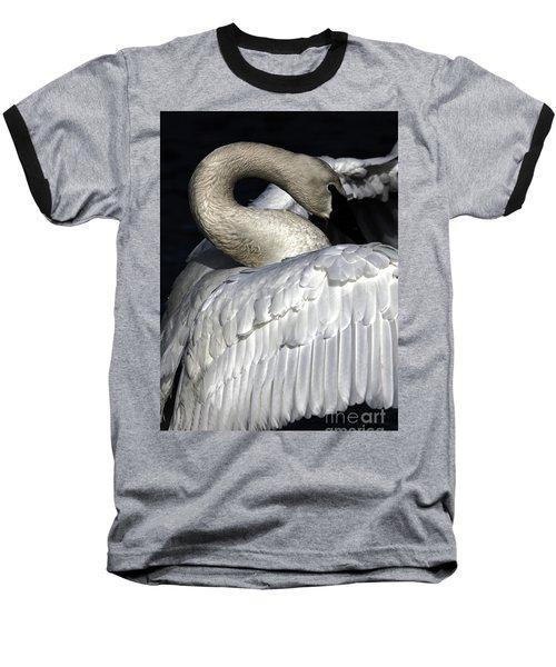 Trumpeters Glory Baseball T-Shirt