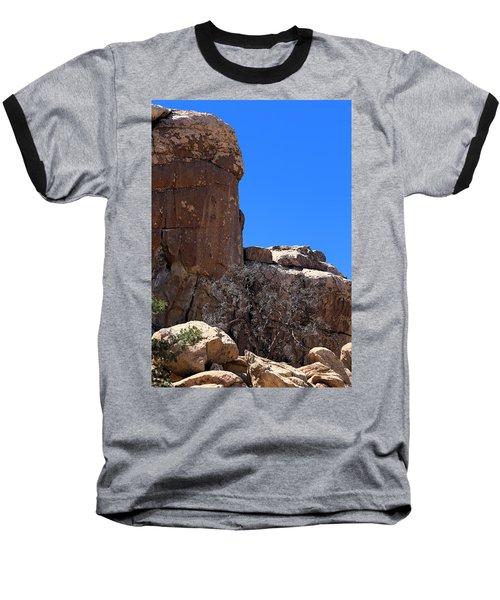 Baseball T-Shirt featuring the photograph Trunk Made Of Stone by Viktor Savchenko