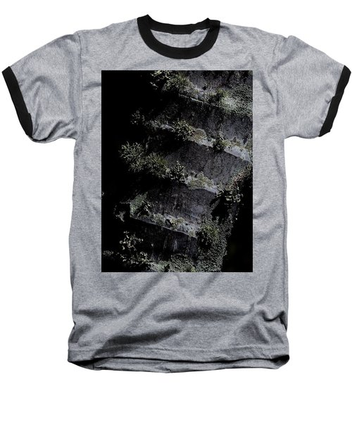 Trunk Moss Baseball T-Shirt