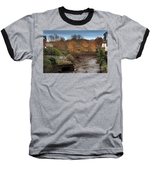 Baseball T-Shirt featuring the photograph Truro River by Brian Roscorla