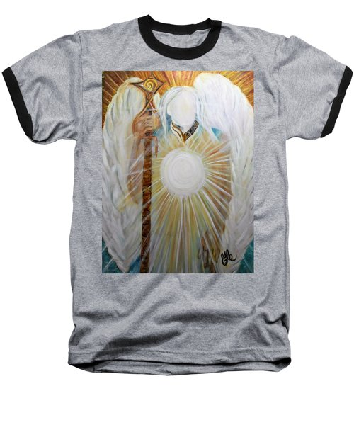Trust - Michaelarchangel Series Baseball T-Shirt