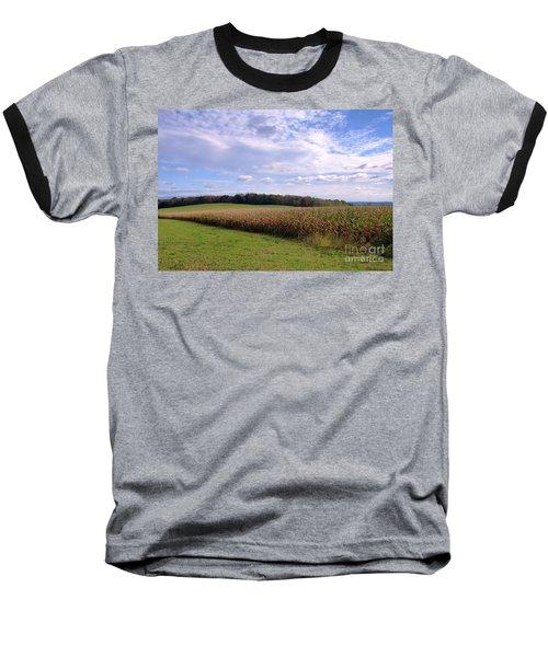 Trusting Harvest Baseball T-Shirt