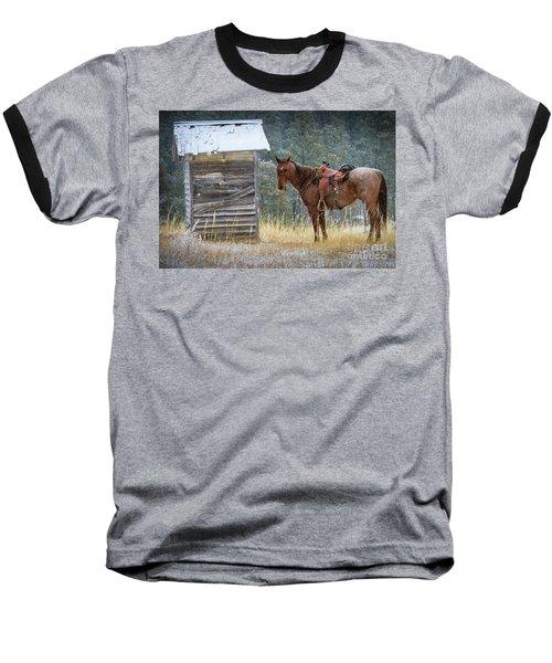 Trusty Horse  Baseball T-Shirt