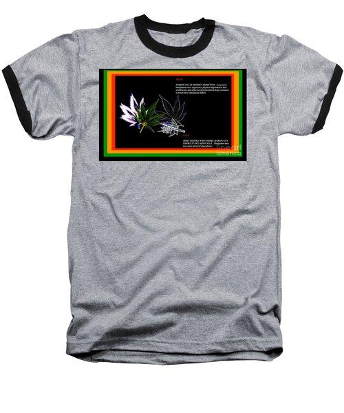 Truth Baseball T-Shirt by Jacqueline Lloyd