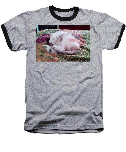 Trying To Nap Baseball T-Shirt