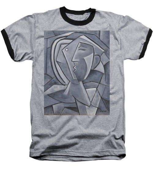 Tu Y Yo Baseball T-Shirt by Trish Toro