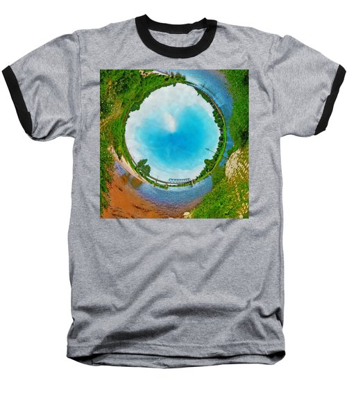 Tubular Panorama Deventer Baseball T-Shirt
