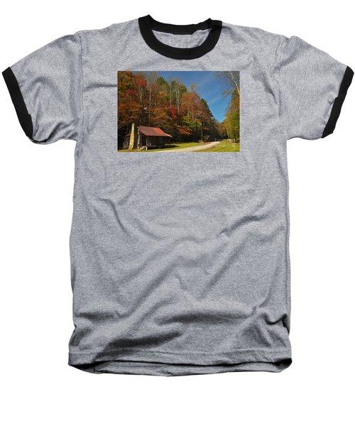 Tucked Away In Fall Baseball T-Shirt