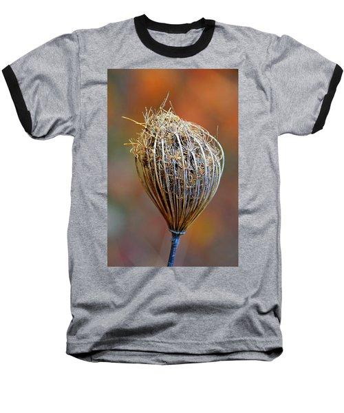 Tucked In For Winter Baseball T-Shirt