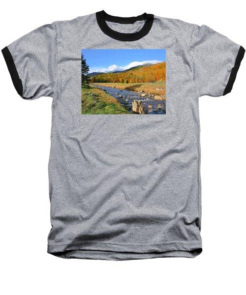 Tuckerman's Ravine Baseball T-Shirt