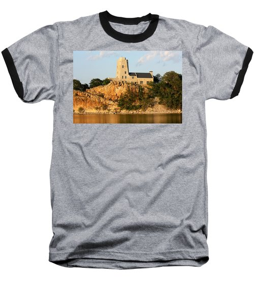 Tucker's Tower Lake Murray Oklahoma Baseball T-Shirt