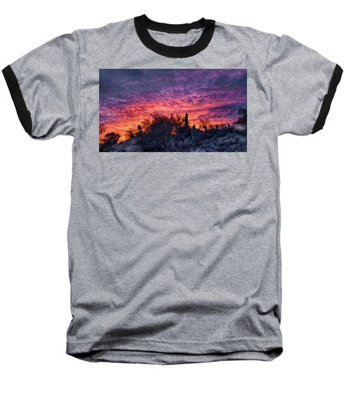 Tucson Sunrise Baseball T-Shirt