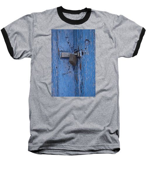 Tucumcari Lock Baseball T-Shirt