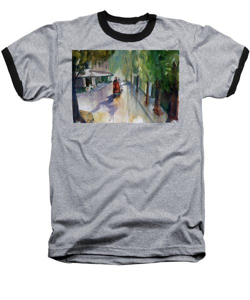 Tudo Street, Saigon 9 Baseball T-Shirt