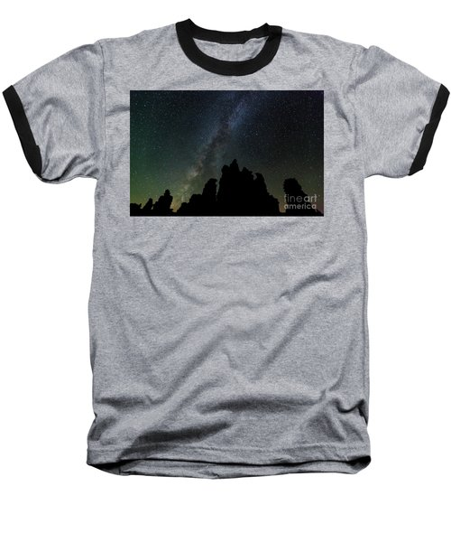 Tufa Nights Baseball T-Shirt
