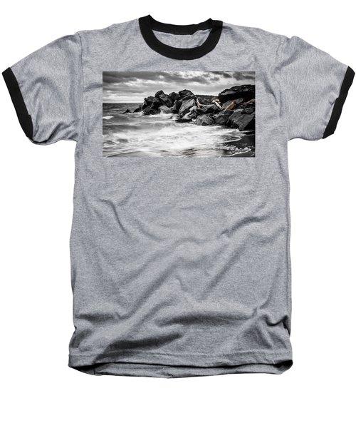 Tugboat Cove Baseball T-Shirt