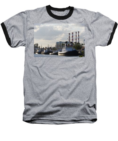 Tugs Baseball T-Shirt