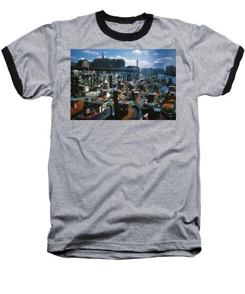 Tugs - Hamburg Baseball T-Shirt