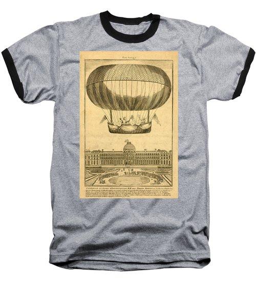 Tuileries Garden, Paris Baseball T-Shirt