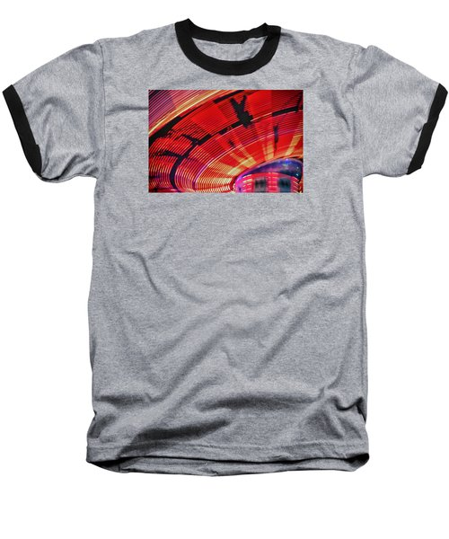 Baseball T-Shirt featuring the photograph Tulare Fairgrounds by John Swartz