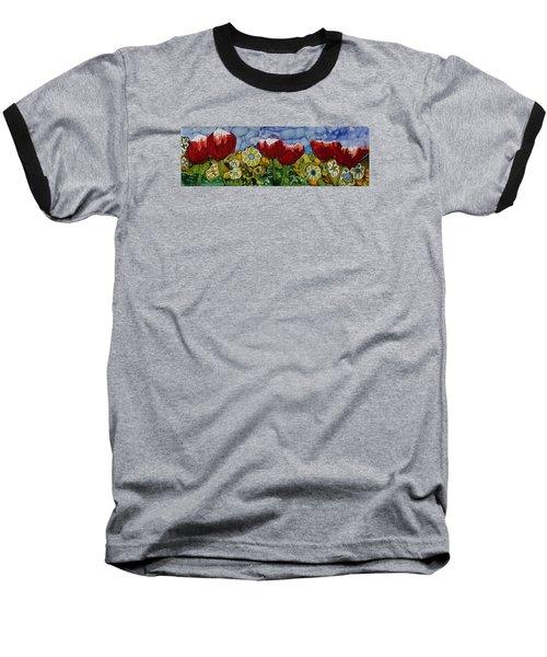 Tulip Bonanza Baseball T-Shirt