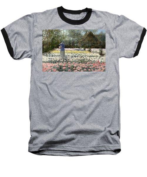 Tulip Culture Baseball T-Shirt
