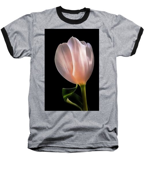 Tulip In Light Baseball T-Shirt
