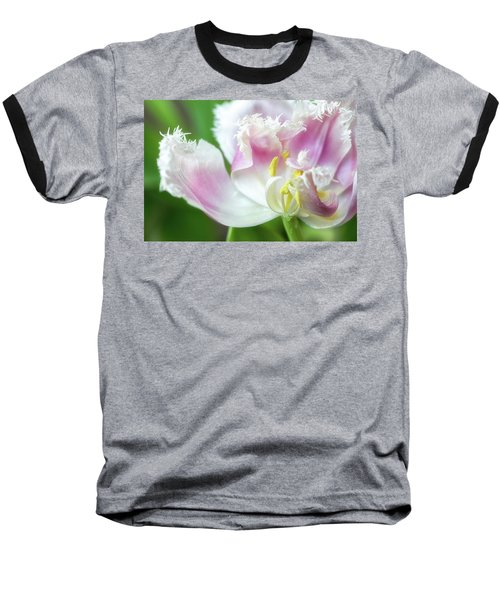 Tulip Leaving Baseball T-Shirt