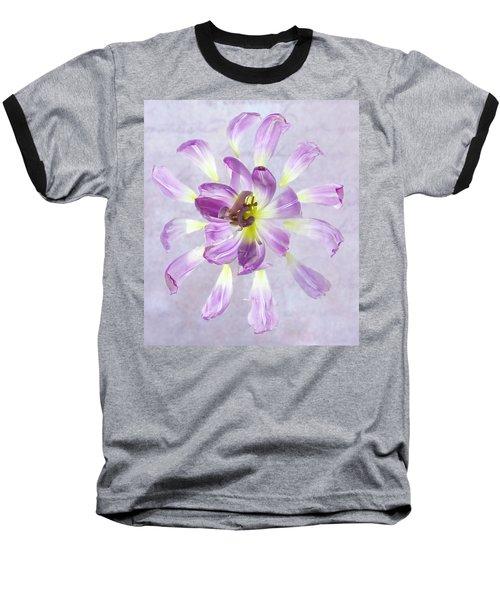 Tulip Patterns  Baseball T-Shirt